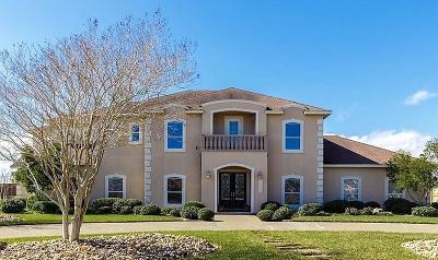 Corpus Christi Single Family Home For Sale: 6001 King Trail