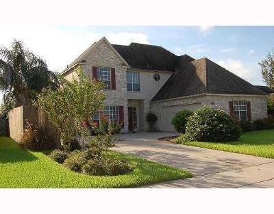 Corpus Christi Single Family Home For Sale: 7626 Odessa Dr
