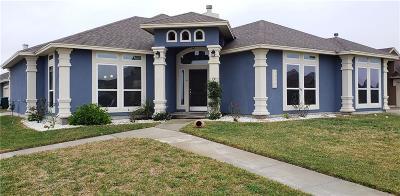 Corpus Christi Single Family Home For Sale: 3902 Tateway Ct
