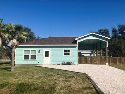 Rockport Single Family Home For Sale: 116 W 3rd St