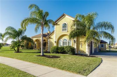 Corpus Christi Single Family Home For Sale: 6117 Lago Vista Dr