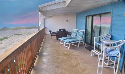 Port Aransas Condo/Townhouse For Sale: 5973 Hwy 361 - Park Road 53 306