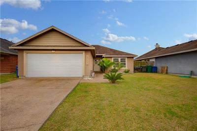 Corpus Christi Single Family Home For Sale: 3129 Masterson Dr
