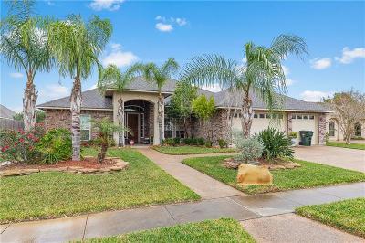 Corpus Christi TX Single Family Home For Sale: $310,000