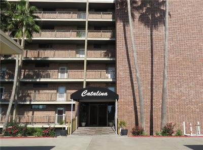 Corpus Christi Condo/Townhouse For Sale: 4334 Ocean Dr #201
