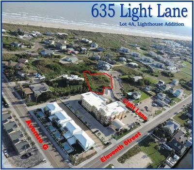 Port Aransas Residential Lots & Land For Sale: 635 Light Lane