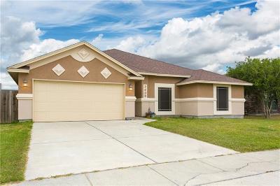 Corpus Christi Single Family Home For Sale: 3609 Tanzanite Dr
