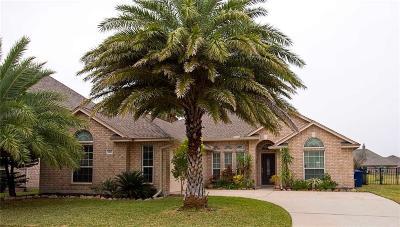 Corpus Christi Single Family Home For Sale: 7421 Vaquero Dr