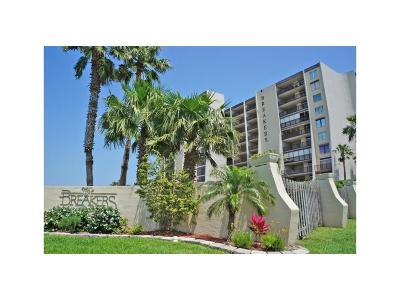 Corpus Christi Condo/Townhouse For Sale: 4242 Gulfbreeze #705 Blvd #705