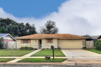 Corpus Christi Single Family Home For Sale: 405 Vega Dr