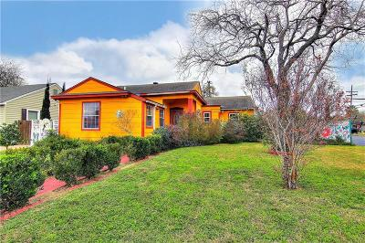 Corpus Christi Single Family Home For Sale: 302 Foster Dr