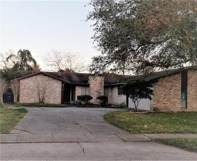 Corpus Christi Single Family Home For Sale: 6714 Wood Duck Dr