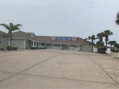 Corpus Christi Single Family Home For Sale: 15217 S Padre Island Dr #200