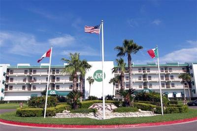 Port Aransas TX Condo/Townhouse For Sale: $215,000