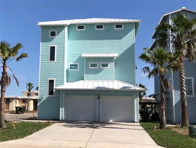 Port Aransas Single Family Home For Sale: 827 Banyan Beach Dr