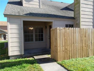 Corpus Christi Condo/Townhouse For Sale: 7252 The Mansions #S-2