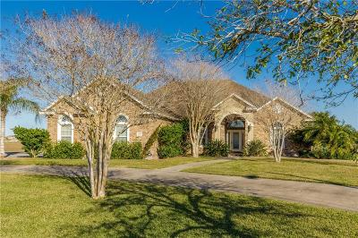 Corpus Christi Single Family Home For Sale: 5934 King Trail