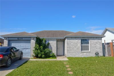 Corpus Christi Single Family Home For Sale: 5609 Domingo Pena