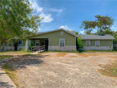 Corpus Christi Single Family Home For Sale: 5934 S Alameda St