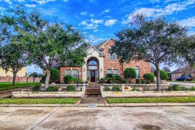 Single Family Home For Sale: 8010 Bar Le Doc Dr