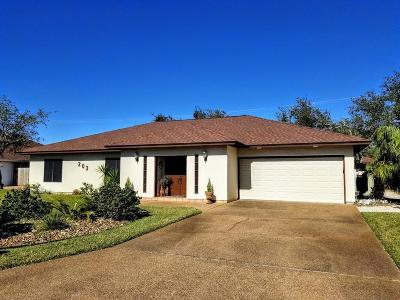 Rockport Single Family Home For Sale: 203 Forest Hills Dr