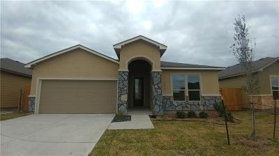 Corpus Christi Single Family Home For Sale: 7618 Quartz Dr