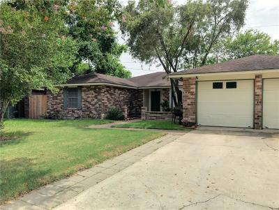 Corpus Christi Single Family Home For Sale: 5221 Fulwell Dr