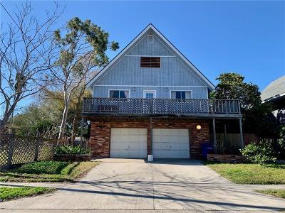 Corpus Christi Single Family Home For Sale: 3206 Laguna Shores