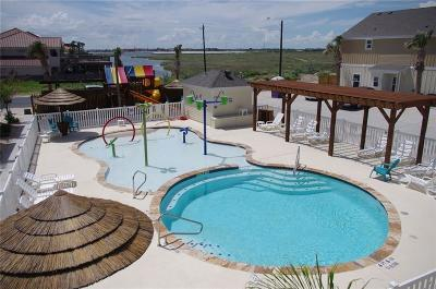 Corpus Christi Condo/Townhouse For Sale: 14908 Packery View