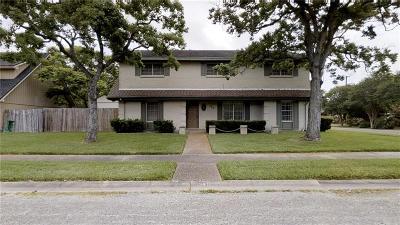 Corpus Christi TX Single Family Home For Sale: $324,900