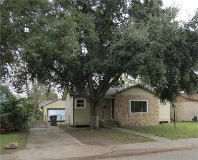 Corpus Christi Single Family Home For Sale: 4046 Green Grove Dr