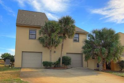 Port Aransas Condo/Townhouse For Sale: 7393 State Hwy 361 7-G #7-G