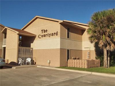 Port Aransas Condo/Townhouse For Sale: 622 Access Road 1-A #201