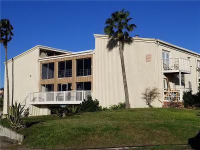Condo/Townhouse For Sale: 14300 S Padre Island Dr #134