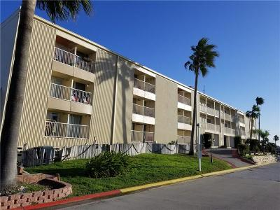 Condo/Townhouse For Sale: 14300 S Padre Island Dr #080