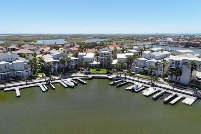 Port Aransas Condo/Townhouse For Sale: 3700 Island Moorings Pkwy #21
