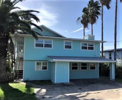Ingleside Single Family Home For Sale: 414 N Sandpiper