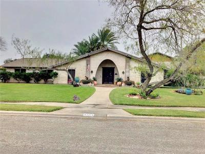 Corpus Christi TX Single Family Home For Sale: $299,900