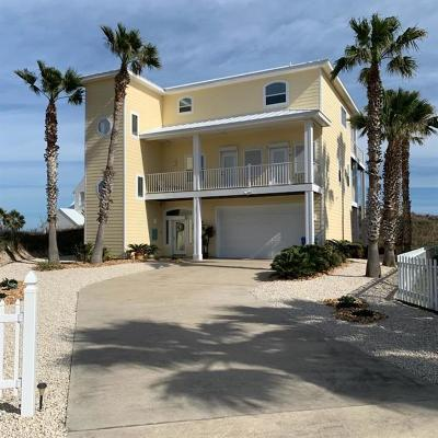 Port Aransas Single Family Home For Sale: 294 Royal Dunes Circ