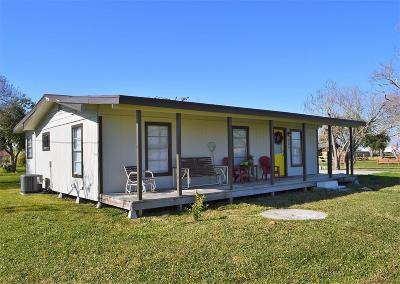 Rockport Single Family Home For Sale: 725 S Mathis St