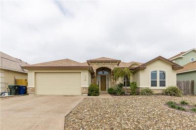 Corpus Christi Single Family Home For Sale: 13522 Catamaran Dr