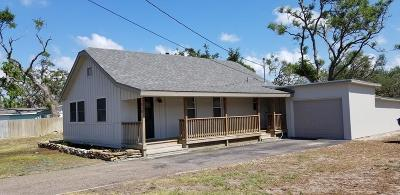 Rockport Single Family Home For Sale: 318 Traylor