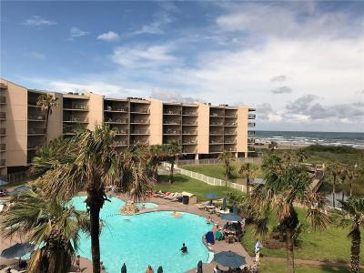 Port Aransas Condo/Townhouse For Sale: 800 Sandcastle Dr #327