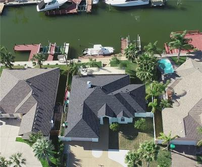 Aransas Pass Single Family Home For Sale: 850 S Bay St