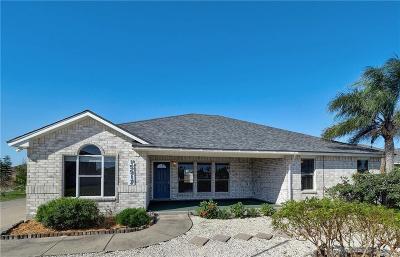 Corpus Christi Single Family Home For Sale: 15917 El Soccorro