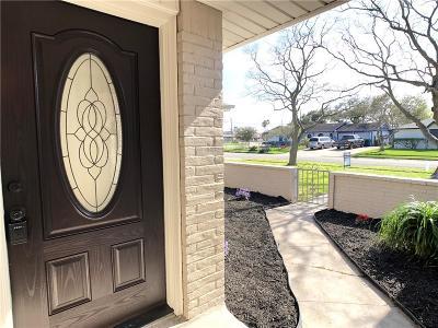 Corpus Christi TX Single Family Home For Sale: $169,500