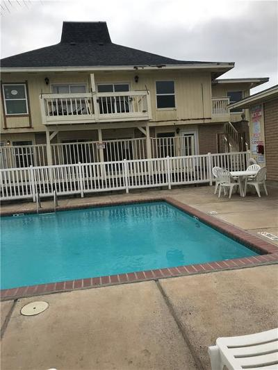 Port Aransas Condo/Townhouse For Sale: 4901 State Highway 361 #132