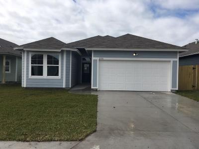 Aransas Pass Single Family Home For Sale: 2158 Big Bayou Bend