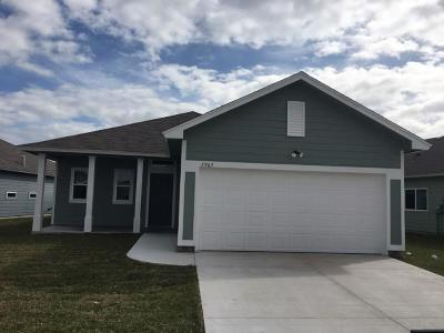 Aransas Pass Single Family Home For Sale: 1963 Big Bayou Bend