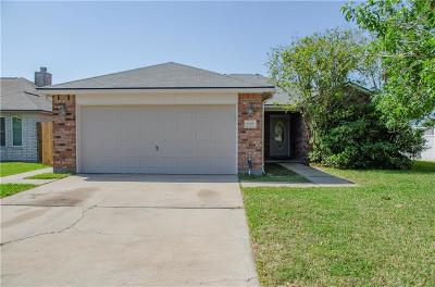 Corpus Christi Single Family Home For Sale: 2705 Victoria Park Dr